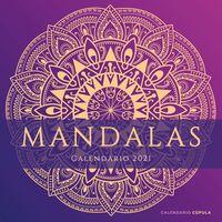 CALENDARIO 2021 - MANDALAS