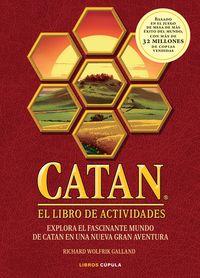 catan - libro de enigmas y acertijos - Richard Wolfrik Galland