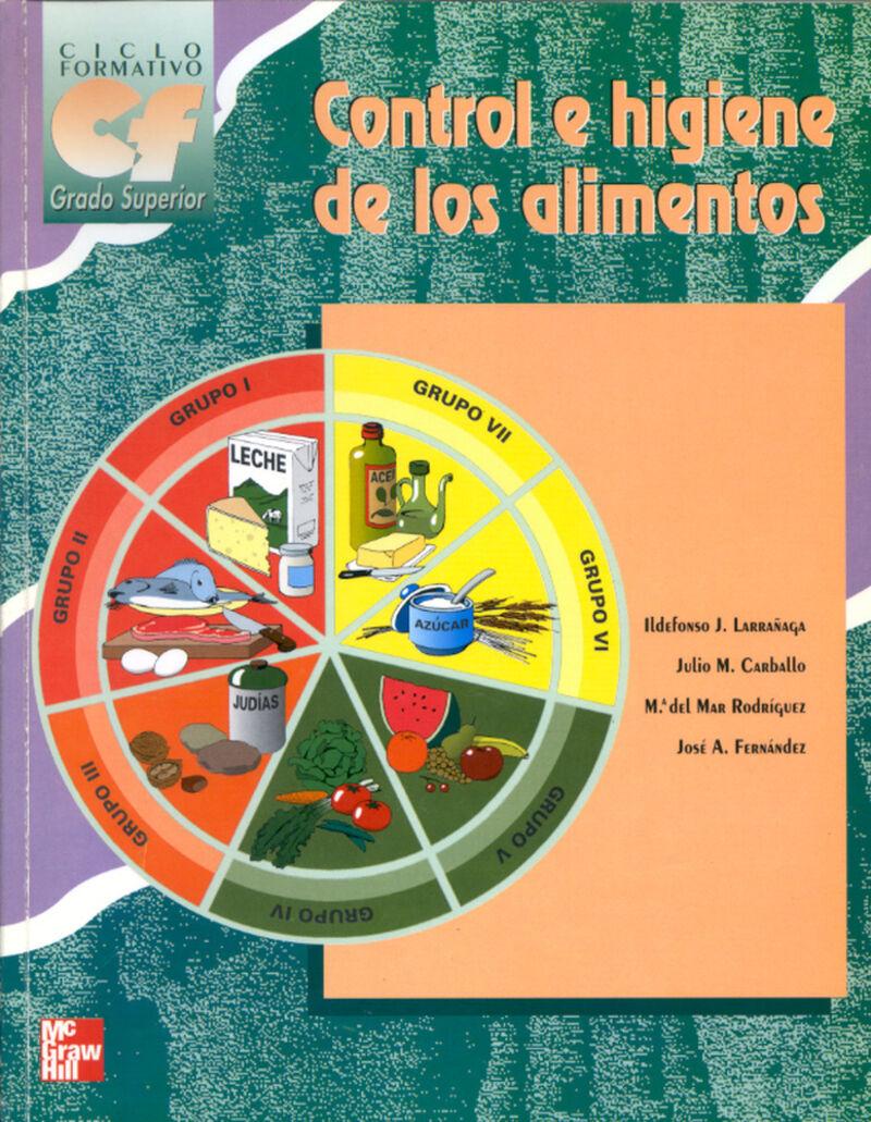 gs - control e higiene de los alimentos - I. J. Larrañaga