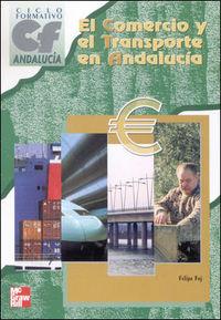 GM - EL COMERCIO Y EL TRANSPORTE EN ANDALUCIA (LOGSE)