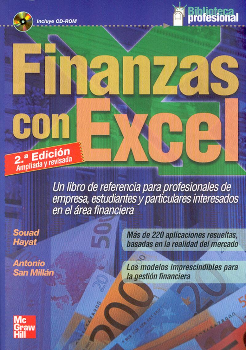 FINANZAS CON EXCEL (2 ED)