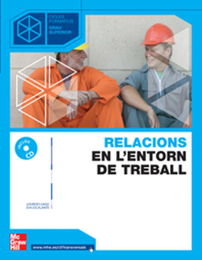 GS - RELACIO EN L'ENTORN DE TREBALL (LOGSE)