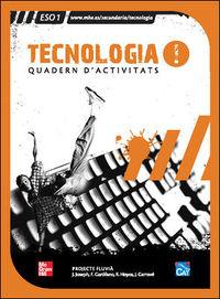 TECNOLOGIA 1 ESO QUADERN