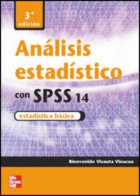 (3 ED) ANALISIS ESTADISTICO CON SPSS 14