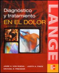 Diagnostico Y Tratamiento En El Dolor - Jamie H. Von Roenn