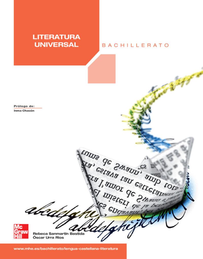 BACH 2 - LITERATURA ESPAÑOLA Y UNIVERSAL