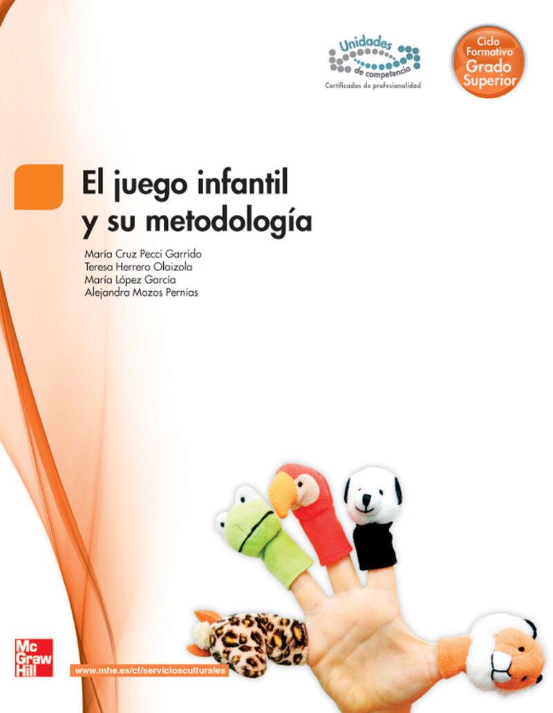 GS - JUEGO INFANTIL Y SU METODOLOGIA, EL