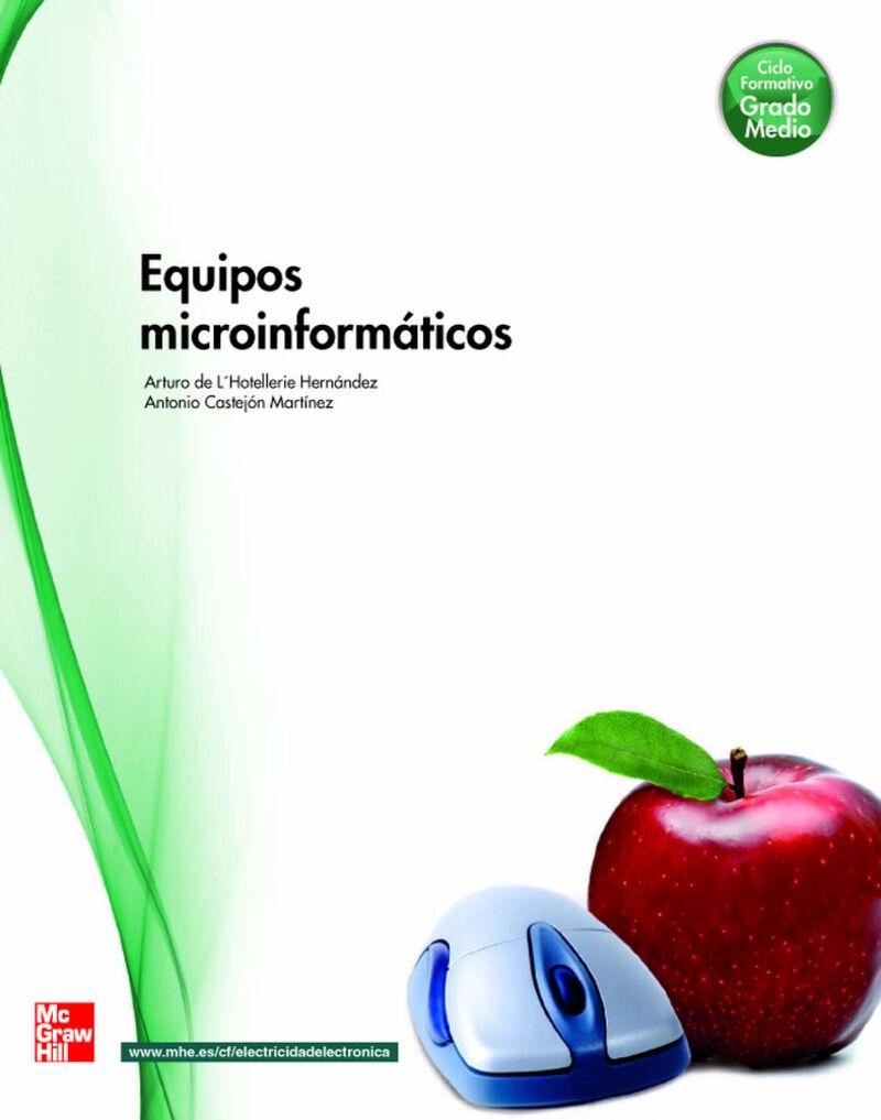 Gm - Equipos Microinformaticos - ARTURO DE L'HOTELLERIE / Antonio Castejon