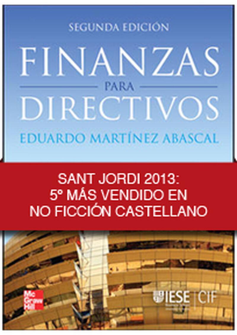 FINANZAS PARA DIRECTIVOS (2 ED)