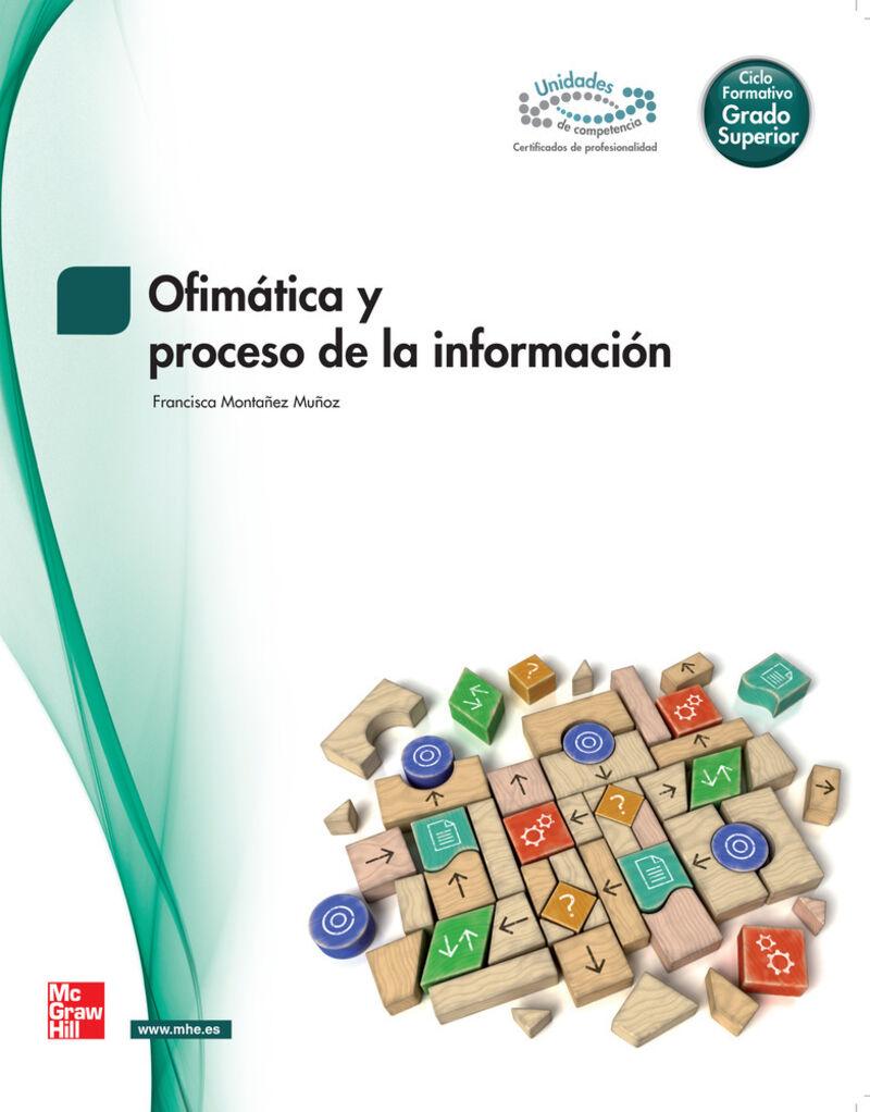 Gs - Ofimatica Y Proceso De La Informacion - Francisca Montañez