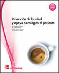 Gm - Promocion De La Salud Y Apoyo Psicologico Al Paciente - Maria Jose Simon Saiz