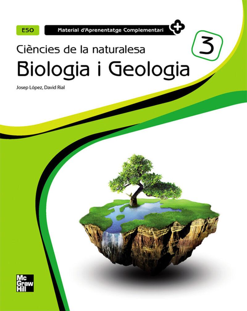 ESO 3 - BIOLOGIA I GEOLOGIA QUAD (CAT) - MATERIAL D'APRENNTATJE COMPLEMENTARI