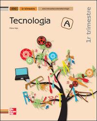 ESO  1 / 2 - TECNOLOGIA - CLAVE A - EL ARBOL DEL CONOCIMIENTO (VALENCIA)