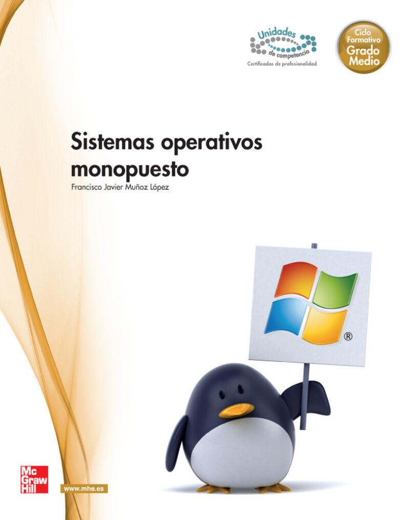 GM - SISTEMAS OPERATIVOS MONOPUESTO