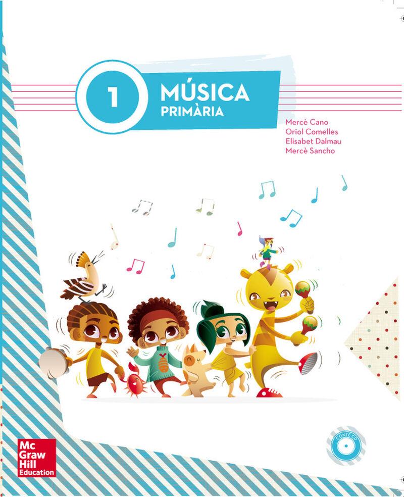 EP 1 - MUSICA (+CD) (CAT)