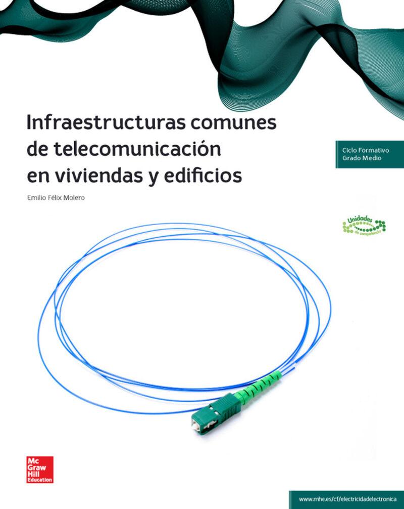 Gm - Infraestructuras Comunes De Telecomunicacion En Viviendas Y Edificios - Emilio Felix