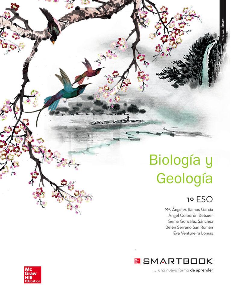 ESO 1 - BIOLOGIA Y GEOLOGIA (+SMARTBOOK)