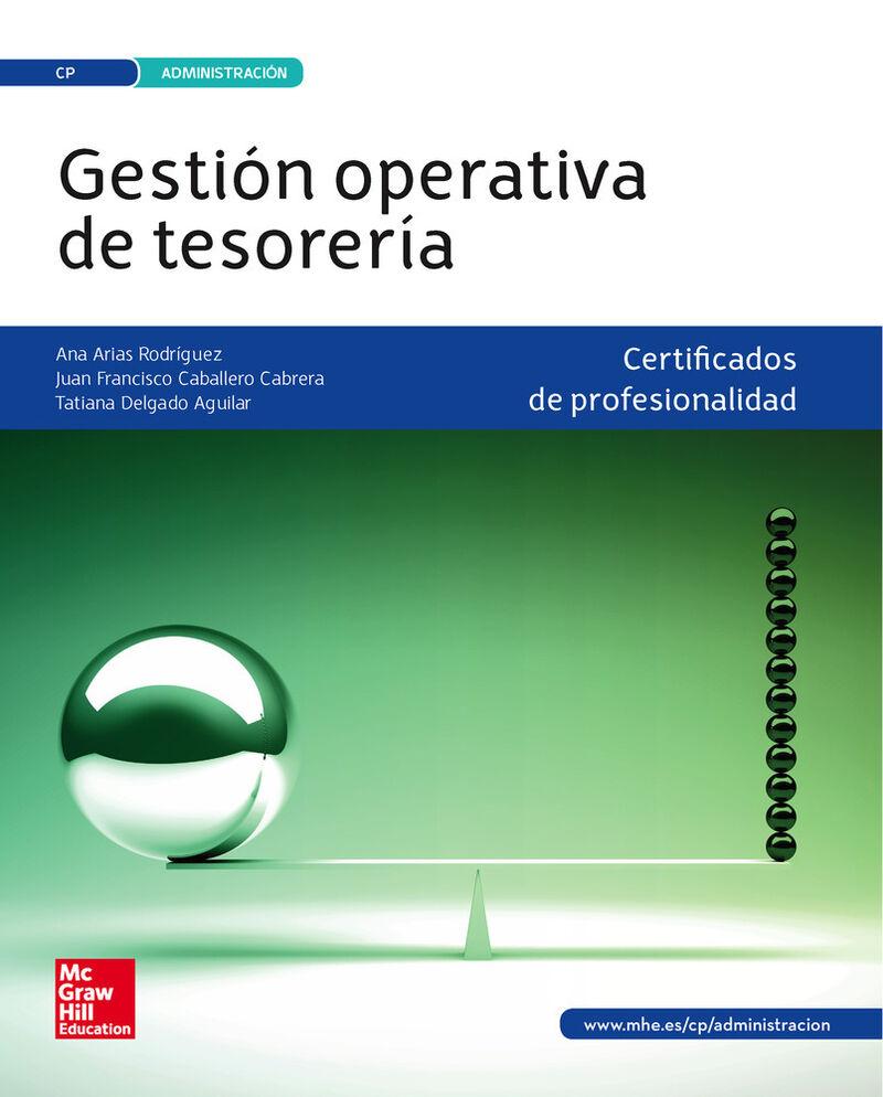 CP - GESTION OPERATIVA DE TESORERIA - MF0979