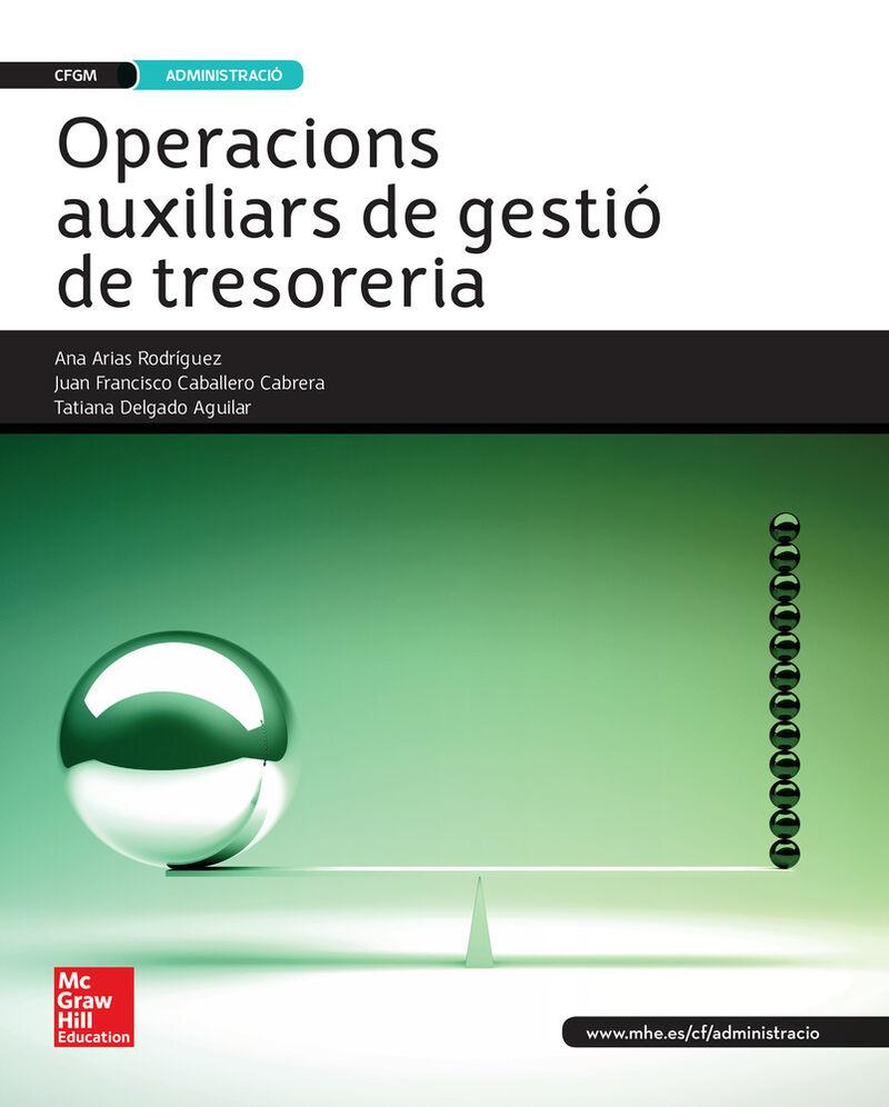 GM - OPERACIONS AUXILIARS DE GESTIO DE TRESORERIA (CAT)