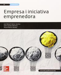 GM / GS - EMPRESA I INICIATIVA EMPRENEDORA (LOE)