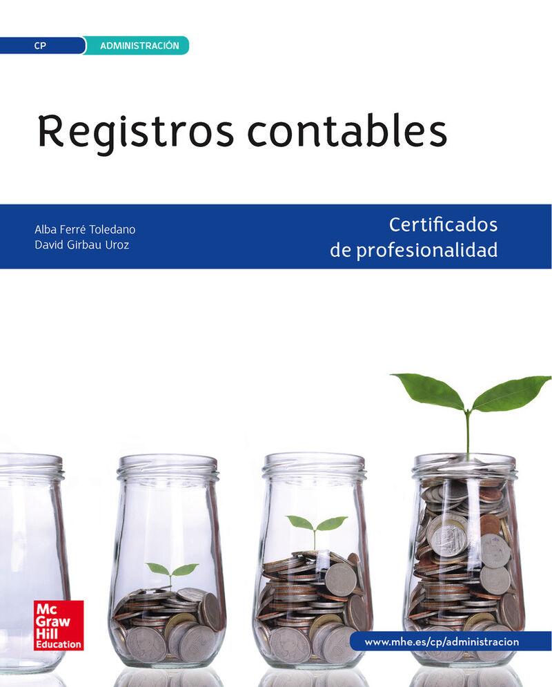 CP - REGISTROS CONTABLES - MF0981