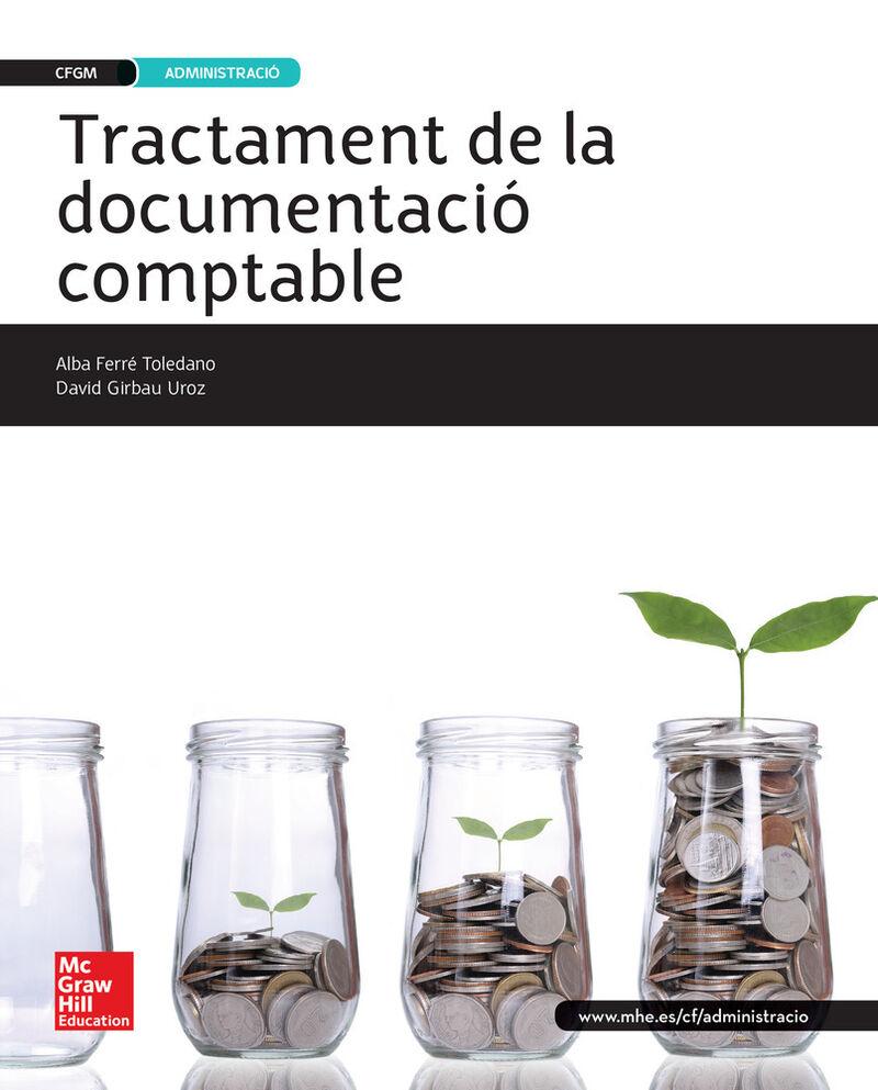 GM - TRACTAMENT DE LA DOCUMENTACIO COMPTABLE (CAT)