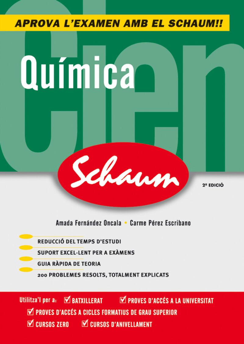 ESO - QUIMICA - SCHAUM (CATALAN)