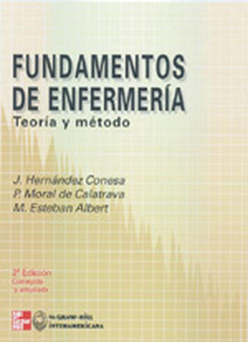 (2 ED) FUNDAMENTOS DE ENFERMERIA - TEORIA Y METODO