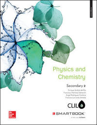 ESO 2 - PHYSICS AND CHEMISTRY SECONDARY CLIL (+SMARTBOOK)