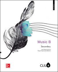 ESO 2 / 3 - MUSIC CLAVE B - CLIL