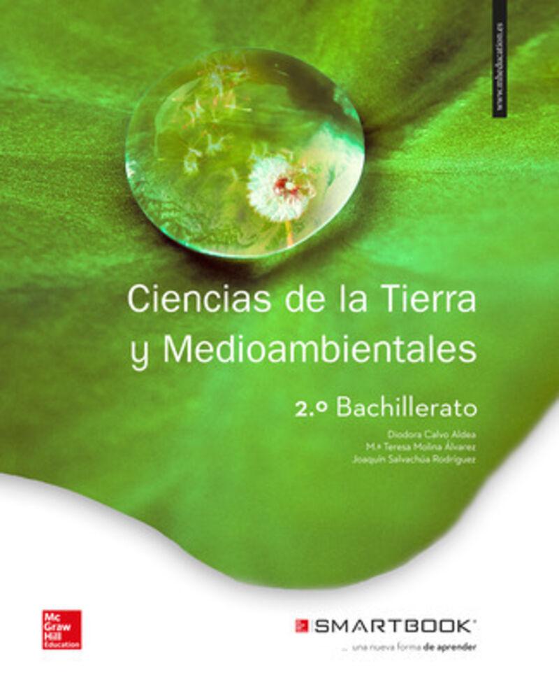 BACH 2 - CIENCIAS DE LA TIERRA Y MEDIOAMBIENTALES (+SMARTBOOK)