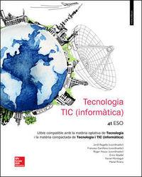 Eso 4 - Tecnologia (cat) - Jordi Regales / Francesc Garofano / [ET AL. ]