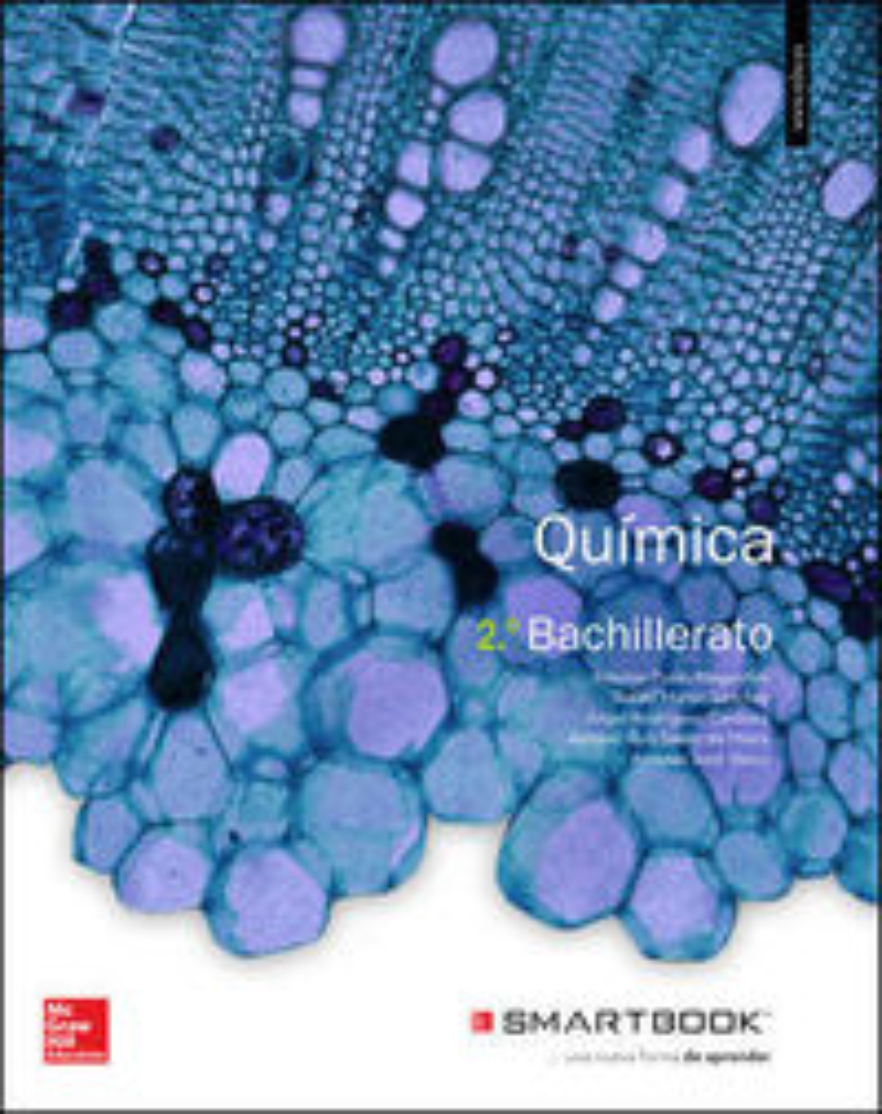 BACH 2 - QUIMICA - (+SMARTBOOK)