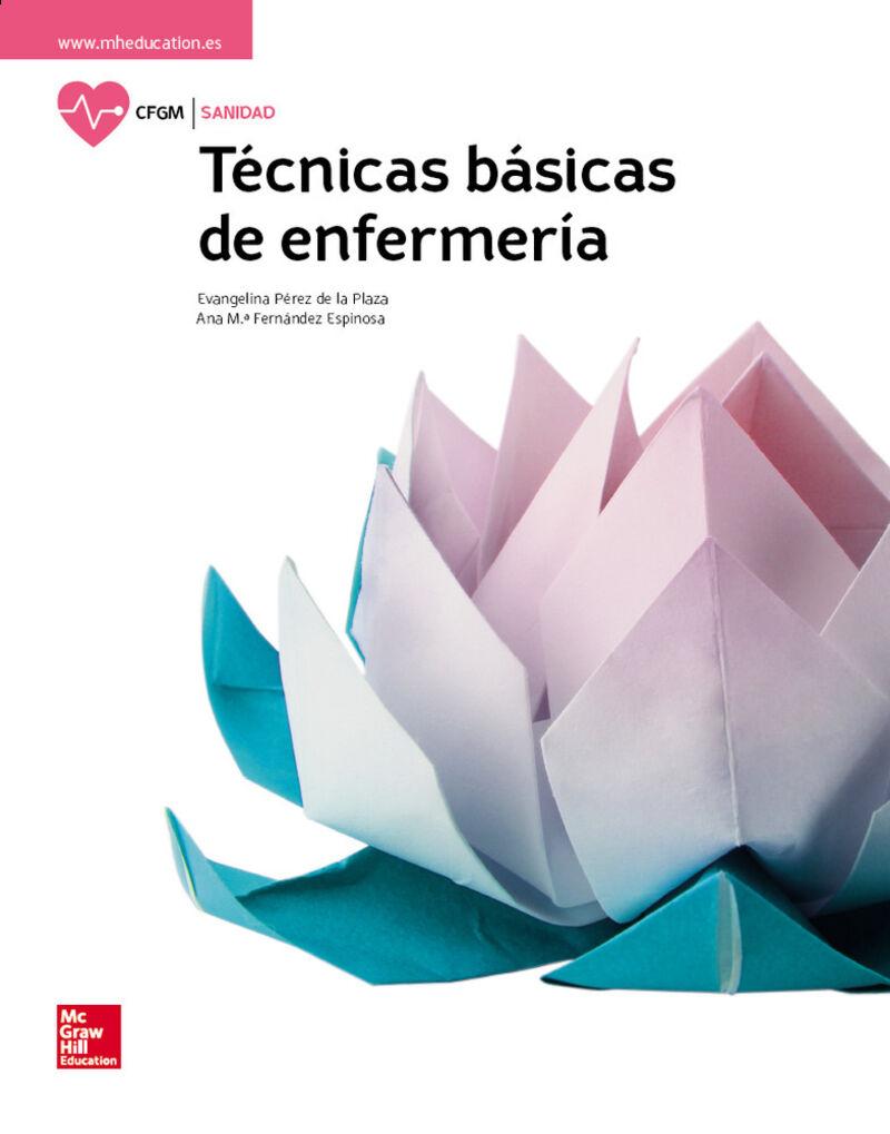GM - TECNICAS BASICAS DE ENFERMERIA (+SMARTBOOK)