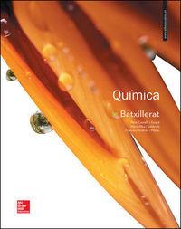 BATX 1 - QUIMICA 1R BATXILLERAT