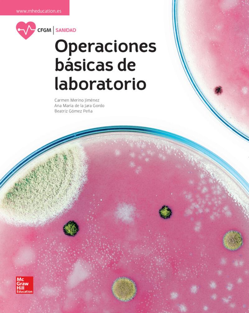 GM - OPERACIONES BASICAS DE LABORATORIO