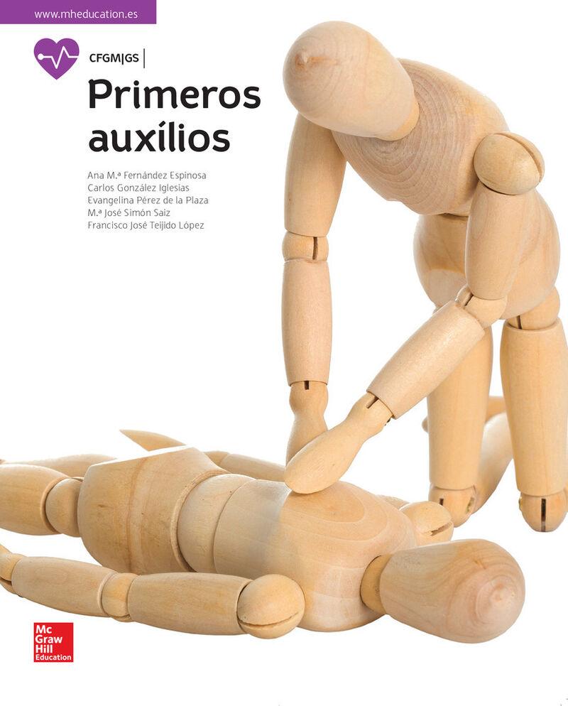 GM - PRIMEROS AUXILIOS