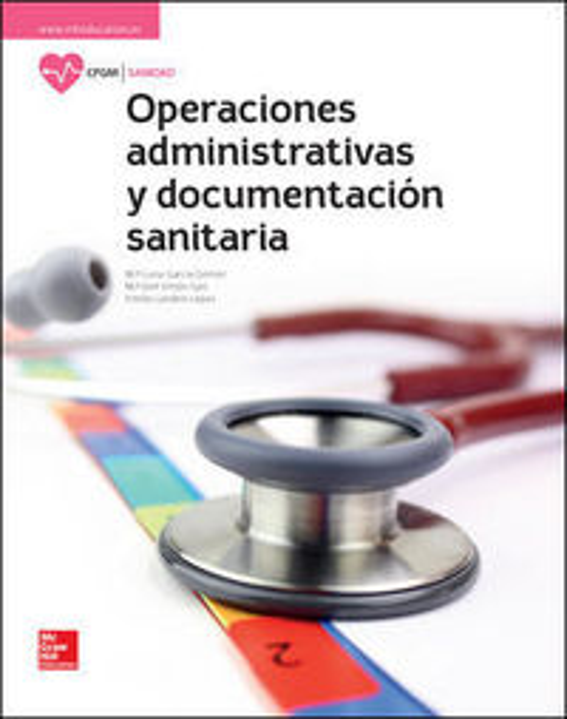 GM - OPERACIONES ADMINISTRATIVAS Y DOCUMENTACION SANITARIA