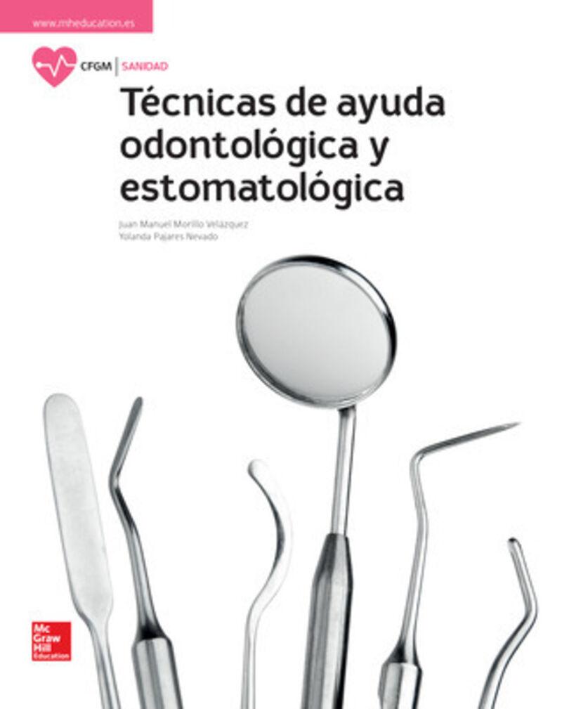 GM - TECNICAS DE AYUDA ODONTOLOGICA Y ESTOMATOLOGICA