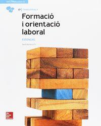 GM / GS - FOL - FORMACIO I ORIENTACIO LABORAL - ESSENCIAL