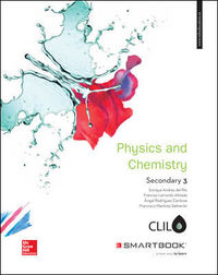 ESO 3 - PHYSICS AND CHEMISTRY SECONDARY CLIL (+SMARTBOOK)