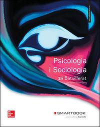 BATX 2 - PSICOLOGIA I SOCIOLOGIA (+SMARTBOOK)