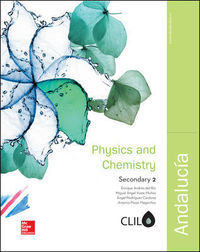 Eso 3 - Physics And Chemistry Secondary Clil (and) - Enrique Andres Del Rio / [ET AL. ]