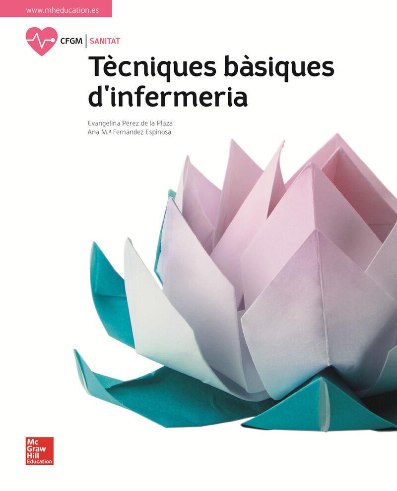 GM - TECNIQUES BASIQUES D'INFERMERIA (CAT)
