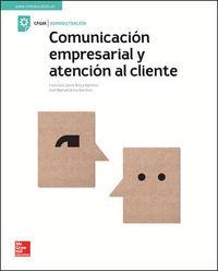 GM - COMUNICACION EMPRESARIAL Y ATENCION AL CLIENTE