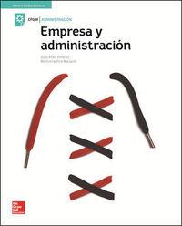GM - EMPRESA Y ADMINISTRACION
