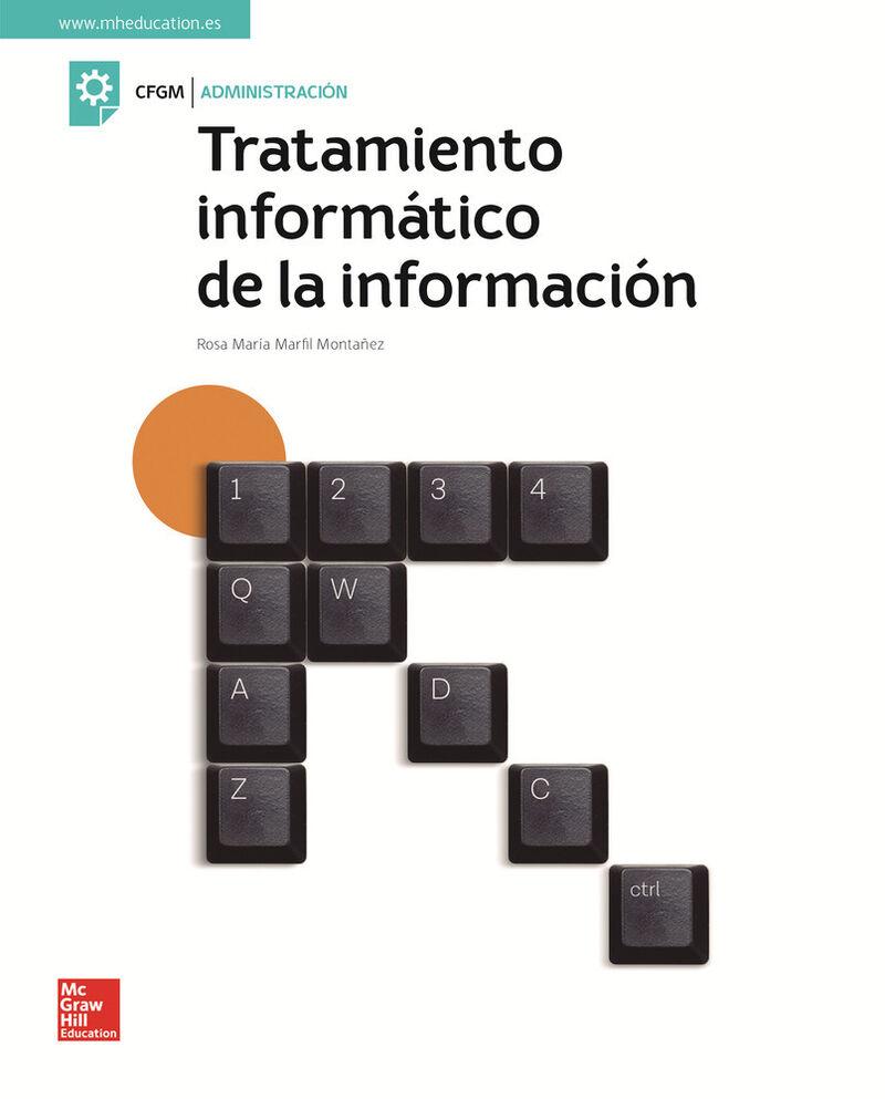 GM - TRATAMIENTO INFORMATICO DE LA INFORMACION