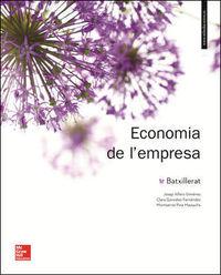 BATX 1 - ECONOMIA DE L'EMPRESA