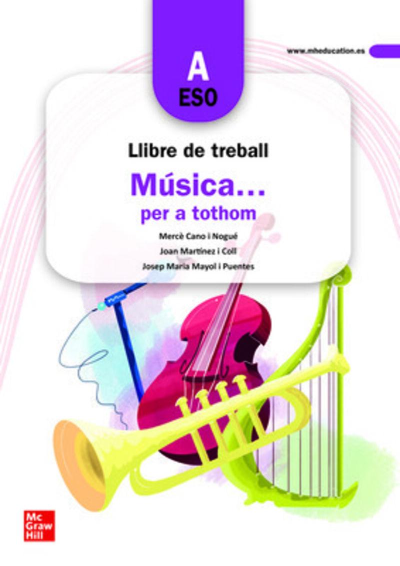 ESO 1 - MUSICA QUAD (CAT) - PER A TOTHOM - ESO A