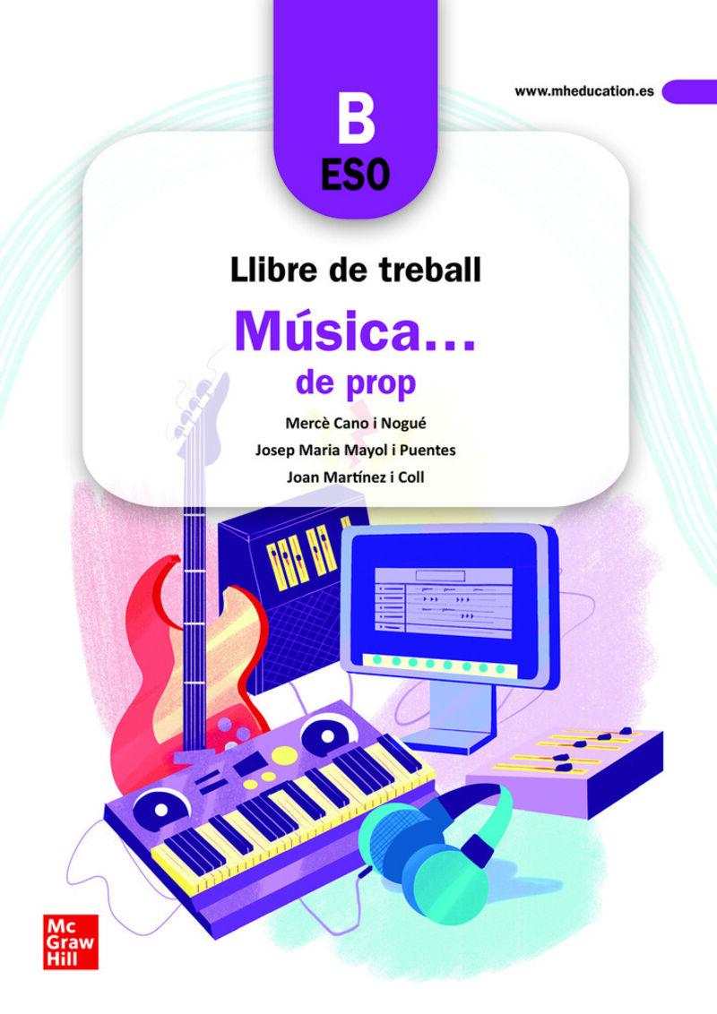 ESO 3 - MUSICA QUAD (CAT) - PER A TOTHOM - ESO B